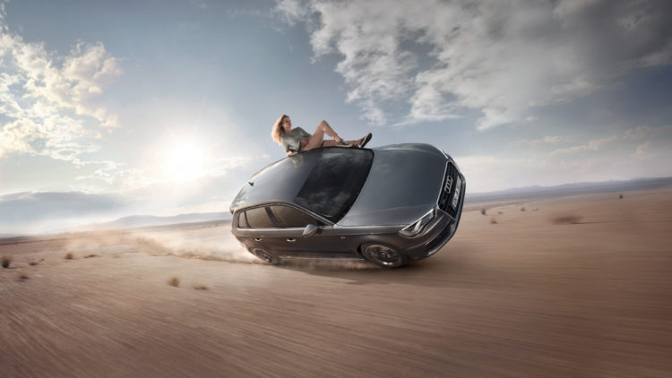 Jenny Cremer - Anke Luckmann – Audi