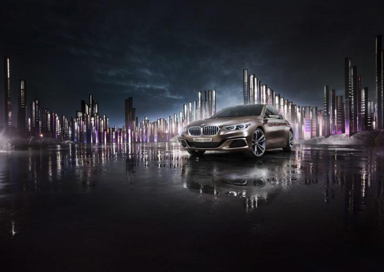 Jenny Cremer - Anke Luckmann – BMW Sedan