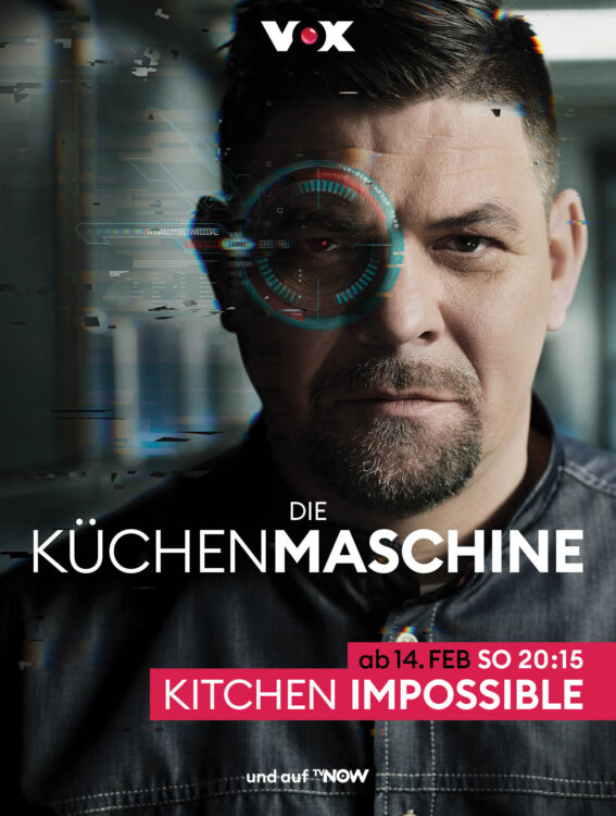 Jenny Cremer - Ruprecht Stempell – Kitchen Impossible
